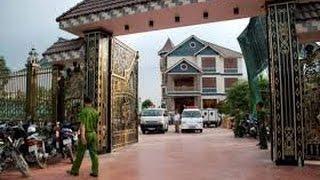 Camera ghi hình kẻ cắt cổ 2 vợ chồng trong biệt thự ở Tiền Giang