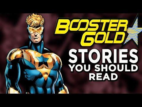 Top 4 Booster Gold Comics You Should Read
