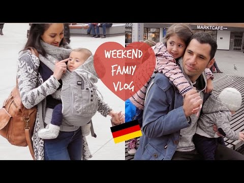LIFE IN GERMANY 🇩🇪  Weekend family vlog
