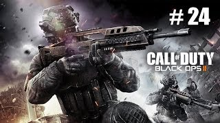 Call of Duty Black Ops 2 Walkthrough Part 24