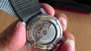 Aristo U-Boot luminous face wristwatch