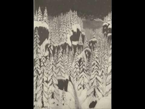 """""""Die Zeit des Torremond"""" - Paysage d'Hiver"""