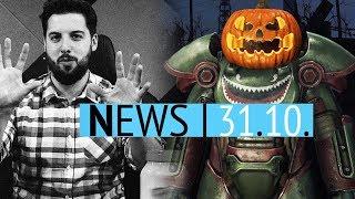Fallout 76 PC-Beta löscht sich selbst - AC Odyssey Live Event fällt schon wieder aus - News