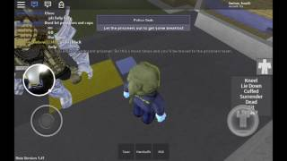 ROBLOX part 4 red wood prison wot is going on!!!!!!!