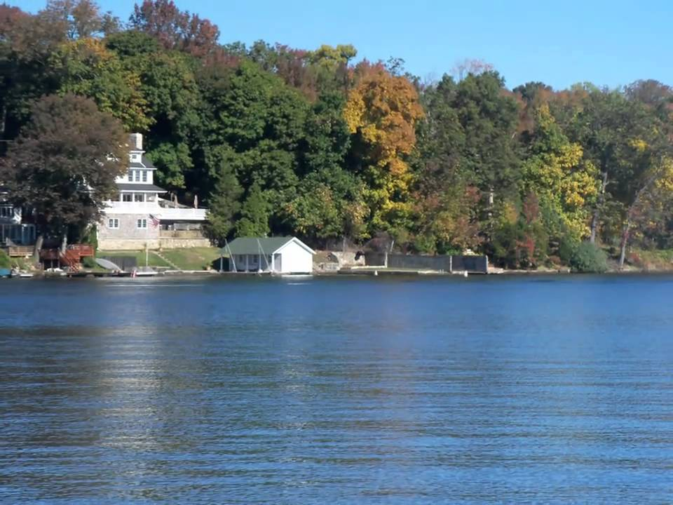 Esther miriam at lake hopatcong state park nj october 10 for Lake hopatcong fishing