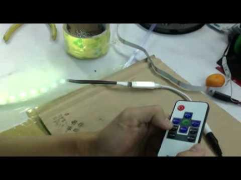 Pair the mini rf rgb controller youtube pair the mini rf rgb controller freerunsca Choice Image