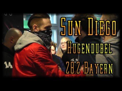 Sun Diego verweigert Interview mit Bild-Reporter Yellow Bar Mitzvah Buchtour [München Hugendubel] HD