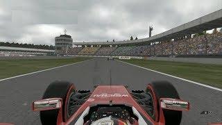 F1 GP Alemania 2018 Hockenheim (Clasificación y Carrera / Start & Race) || F1 2016 PC Español