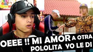 Reacciono A Pensando En Ti 👿❤☠️ Flaites Enamorados Pablo Chill-e Y Chuchu Retro