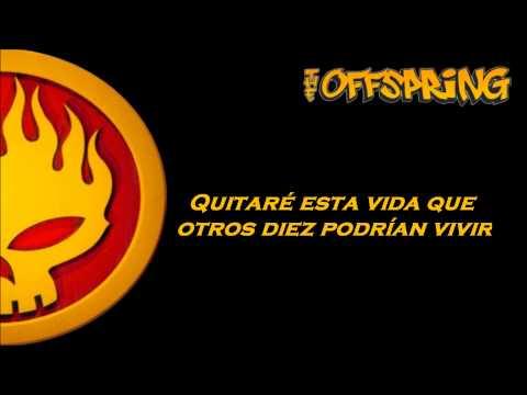 The Offspring Hammerhead Subtitulada al español