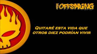 The Offspring- Hammerhead (Subtitulada al español)