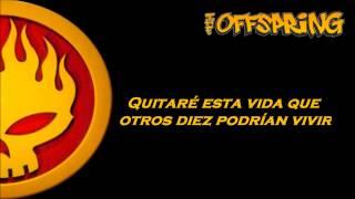 The Offspring- Hammerhead (Subtitulada al español)