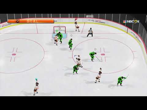 NHL® 18 Mercy Picks Up After Stat & Deposits in the Top Corner