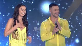 Dance with me Albania 5  Leila Kraja dhe Robert Berisha