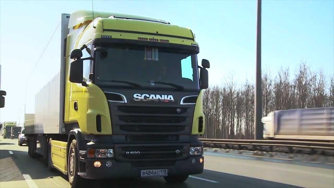 ОмскСкан  официальный дилер Scania в Омске