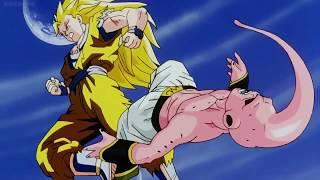 Goku,Vegeta vs Kid buu AMV