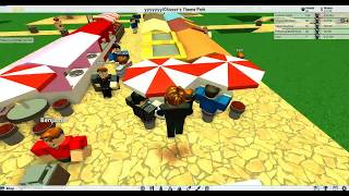 theme park tycoon 2 (roblox) mall part 1