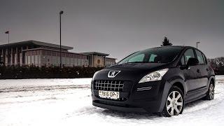 Тестдрайв: Peugeot 3008 1.6 (2012my, EP6С)