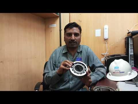 Angular contact ball bearings arrangement face to face & others