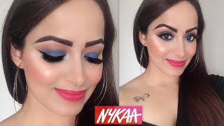 Party Makeup Tutorial Using Only NYKAA Products(HINDI) | Deepti Ghai Sharma