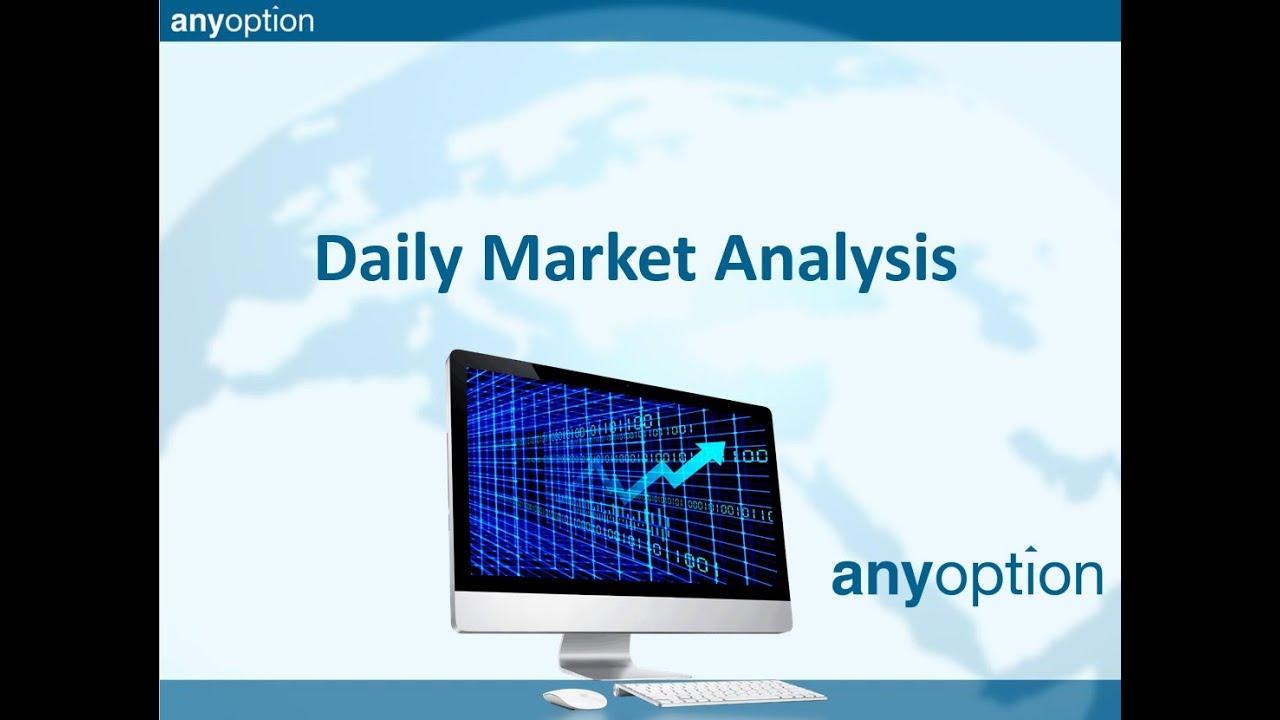 Binary options market analysis