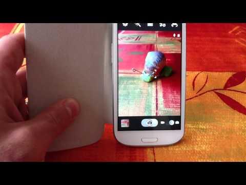 Améliorer la qualité photo - Astuce Samsung Galaxy s3: Augmenter la qualité de ses photos