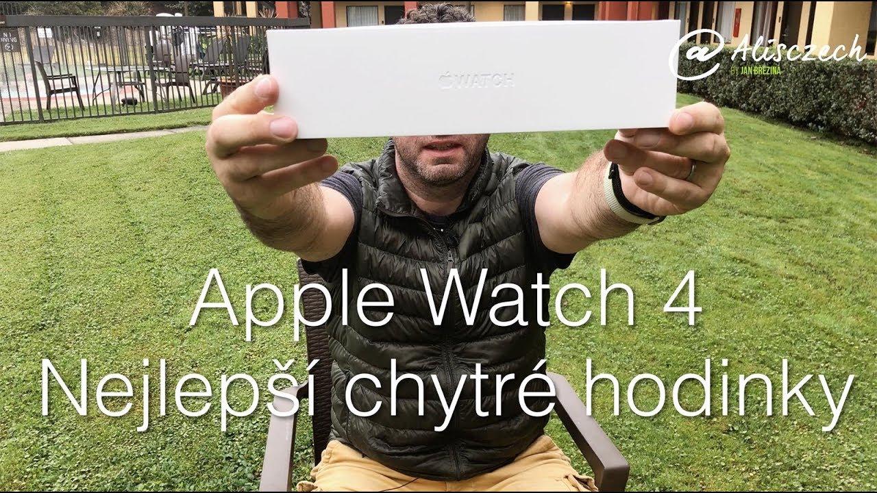 8a55e426dfb Apple Watch 4 v praxi  Nejlepší chytré hodinky od Applu! (Alisczech vol.  135)