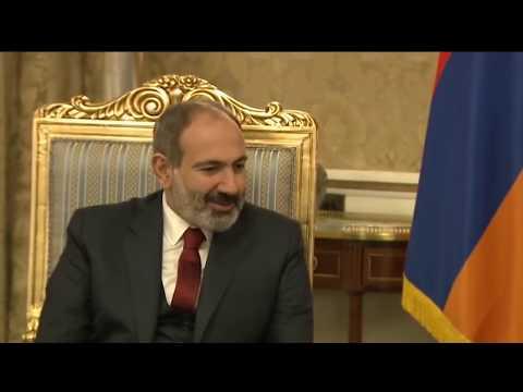 Никол Пашинян в Иране #новости2019 #Армения #Иран