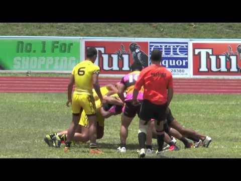 Aitutaki 7's vs Arorangi Pt 1