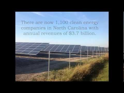 SECDC of NC White Post Solar Farm Economic Impact