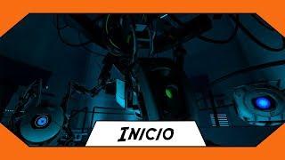 O Melhor Jogo da Valve - Portal 2 - Parte 1 (PC Gameplay)