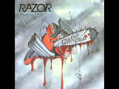 Razor - Violent Restitution - 02 - Hypertension