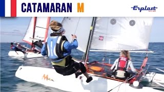 M by Erplast - New Catamaran