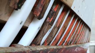 How To Use Plastic Frames For Wooden Boat Building With Louis Sauzedde