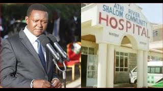 Shalom Community Hospital Medics in court over lethal jab