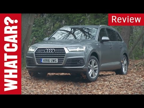 2017 Audi Q7 review | What Car?