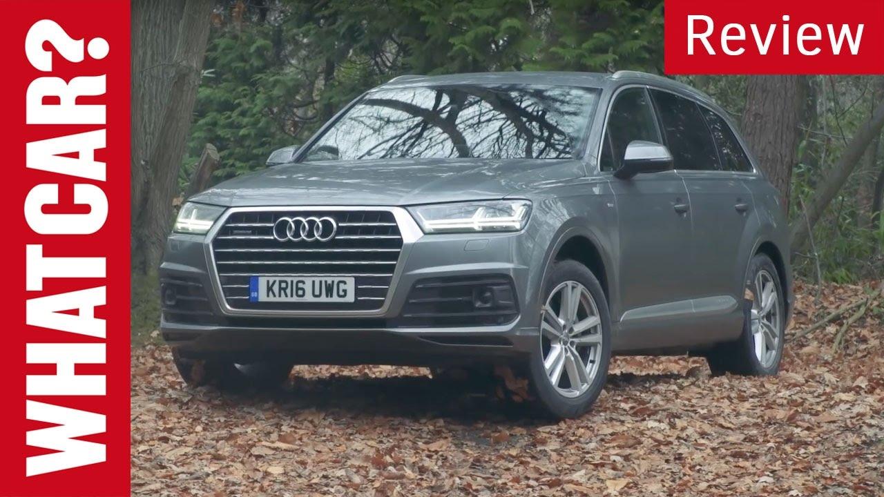 Audi Q Review What Car YouTube - Audi q7 review