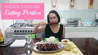 Eating Portion | Chicken Thighs BBQ