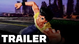 Jump Force - New Characters Reveal Trailer (Yusuke, Killua, Kurapika, Toguro) - TGS 2018
