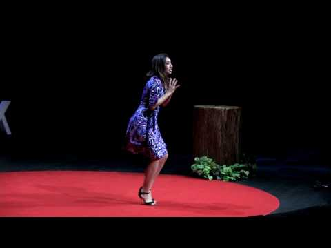 Merengue Madness   Nina Perez   TEDxStanleyPark