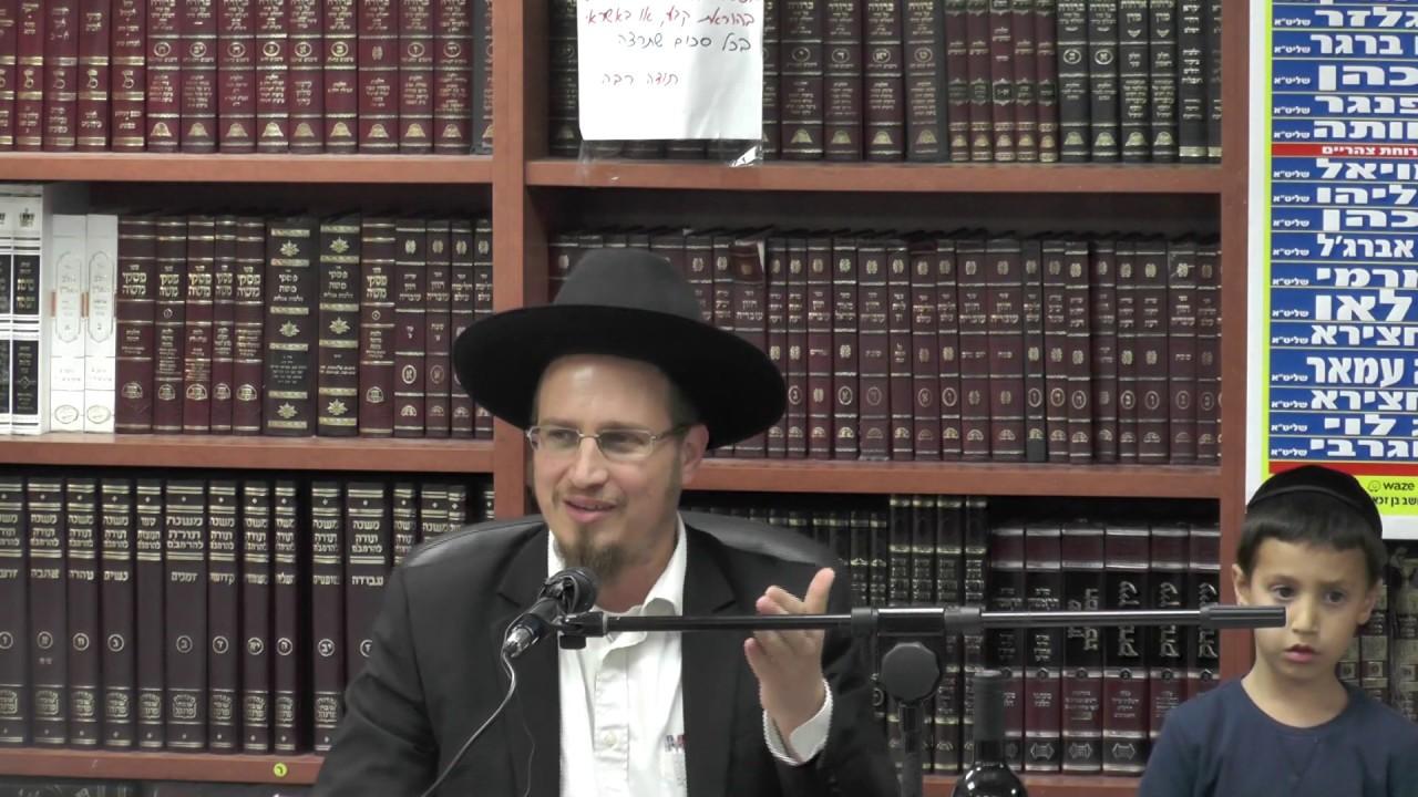 """הרב אמיר ולר :  """"שופטים ושוטרים תתן לך בכל שעריך""""."""