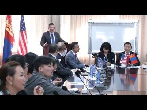 АНУ-ын мэргэжилтнүүд монголын экспортлогчдод зөвлөгөө өгч, сургалт зохион байгуулав