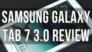 Samsung Galaxy Tab 3 7.0 review and full features explained