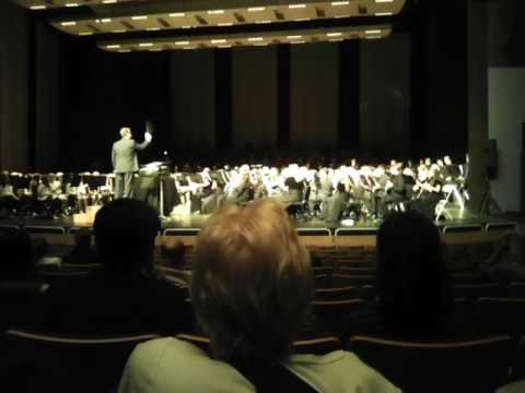 The Conejo Valley Unified School District 35th Annual All District Band Festival(8)