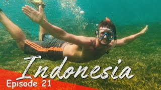 THE MOST BEAUTIFUL INDONESIAN ISLAND!! | INDONESIA VLOG SE02 EP21