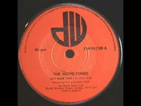 The Noveltones - Left Bank Two - Vision On Gallery Theme