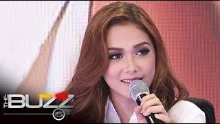 Maja Salvador comments on Sarah G, Kim Chiu