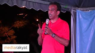 S Sothinathan: Anwar Ibrahim The Best Choice To Represent The People of Port Dickson