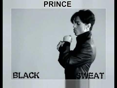 PRINCE BLACK SWEAT 2006