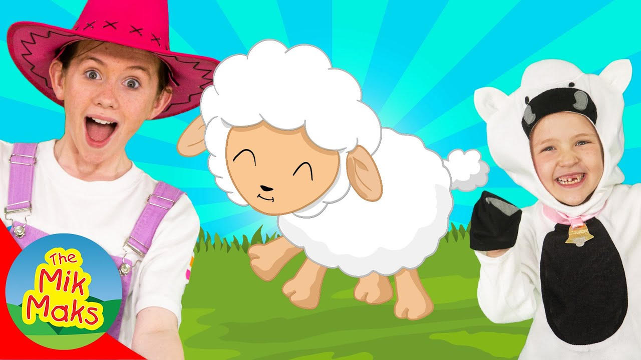 Mary Had a Little Lamb | Fun Songs and Nursery Rhymes for Kids | The Mik Maks